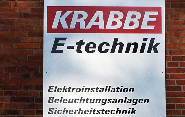 Moderne Elektroinstallationen vom Elektriker Krabbe E-Technik in ...